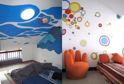墙体彩绘在制作步骤的时候需要知道那些事项呢?
