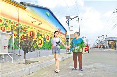 南昌墙涂鸦,南昌手绘公司,南昌新农村建设墙体彩绘,南昌墙体喷绘广告公司
