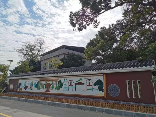 南昌画画公司,南昌墙体喷绘公司,南昌墙体彩绘文化墙,南昌文化墙墙体彩绘