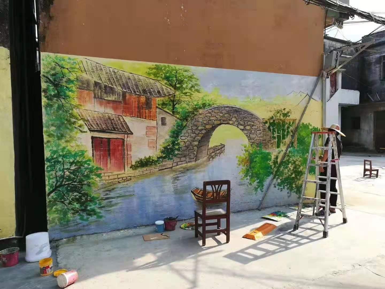南昌壁画手绘墙,南昌墙体手绘,南昌幼儿园涂鸦,南昌墙面涂鸦