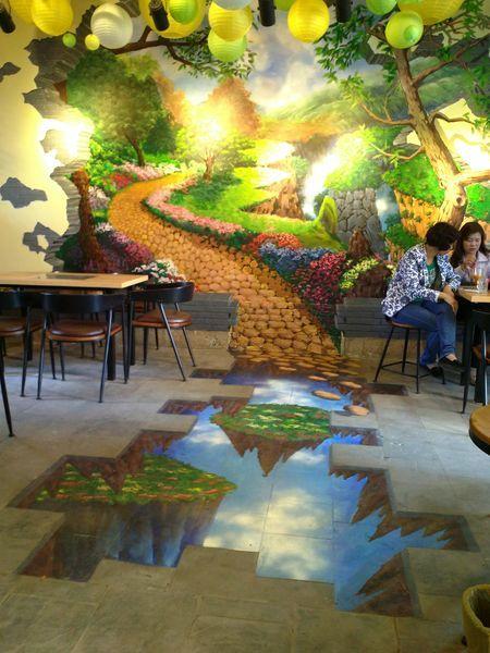 南昌彩绘墙公司,南昌手绘画公司,南昌墙面喷绘公司,南昌手绘墙壁