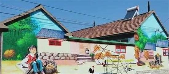 南昌户外墙体喷绘,南昌幼儿园外墙绘画,南昌美丽乡村墙画手绘,南昌背景墙