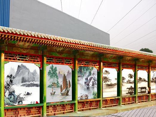 南昌手绘壁画,南昌手工绘画,南昌喷绘墙体广告,南昌喷绘墙体广告公司